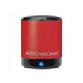 Компьютерная акустикаScosche boomCAN Red