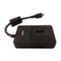 КардридерыDIGITUS Ednet OTG USB Hub Black (31516)