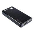 Портативные зарядные устройстваDrobak Power 15600 mAh Black (606803)