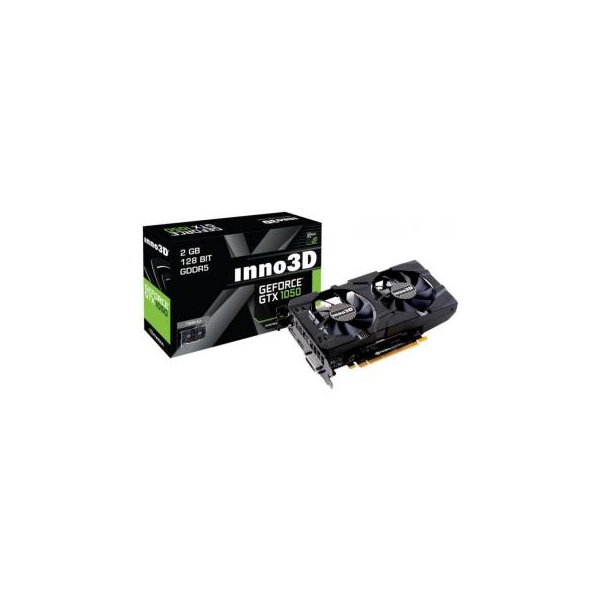 Inno3D GeForce GTX 1050 Twin X2 (N1050-1DDV-E5CM)