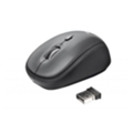 Клавиатуры, мыши, комплекты Trust Yvi Wireless Mini Mouse Black USB