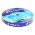 Диски CD, DVD, Blu-rayVerbatim CD-R 700MB 52x Spindle Packaging 10шт (43725)