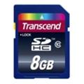 Карты памятиTranscend 8 GB SDHC class 10 TS8GSDHC10