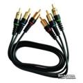 Аудио- и видео кабелиLAUTSENN Smart Component 1m (S-DV-1) (1030)