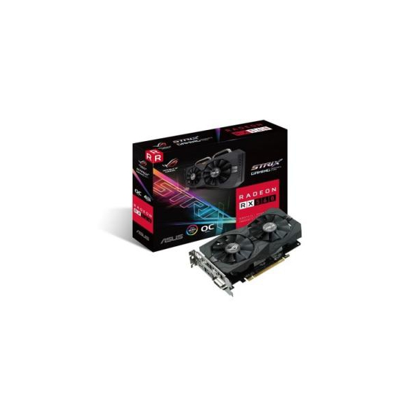 Asus ROG-STRIX-RX560-O4G-EVO-GAMING