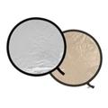СветоотражателиLastolite Collapsible 50cm Sunlite/Soft Silver