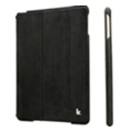 Jisoncase Vintage Smart Case for iPad Air Black JS-ID5-01A10