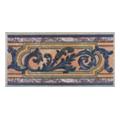 Керамическая плиткаPorcelanite Dos Ceramicas Cen. Terraco 567 Peniscola 16,7x33,3
