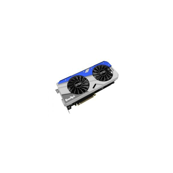 Palit GeForce GTX 1080 GameRock (NEB1080T15P2-1040G)