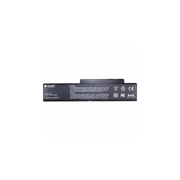 PowerPlant Аккумулятор для ноутбуков FUJITSU Amilo Pi3560 11.1V 5200 mAh NB00000273