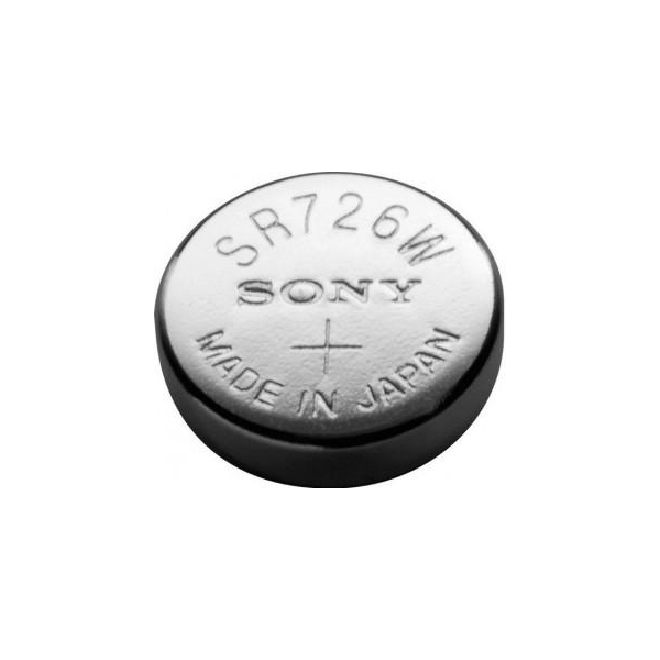 Sony SR726WN bat(1.55B) Silver Oxide 1шт