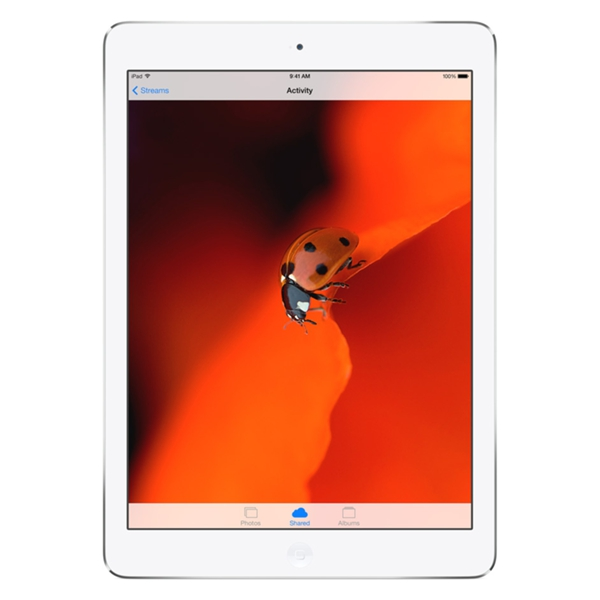 Apple iPad 5 Air Wi-Fi + 4G 16 GB Silver