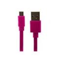 Аксессуары для планшетовJust Freedom Micro USB Cable Pink (MCR-FRDM-PNK)