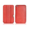 """Чехлы и защитные пленки для планшетовi-Carer Чехол для Samsung Galaxy Tab 3 8"""" GT-P8200 Red"""