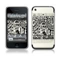 Защитные пленки для мобильных телефоновGelaSkins The Quick And The Dead for iPhone 3G/3GS