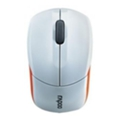 Клавиатуры, мыши, комплекты Rapoo Wireless Optical Mouse 1190 White USB
