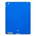 Чехлы и защитные пленки для планшетовDexim Silicon Case для iPad 2 голубой (DLA195-L)