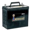 Автомобильные аккумуляторыMedalist 6CT-100 (115D31L)