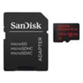 SanDisk 128 GB microSDXC UHS-I U3 Extreme Plus + SD Adapter SDSQXWG-128G-GN6MA