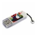 USB flash-накопителиVerbatim 16 GB Store n Go Mini TATTOO EDITION PHOENIX USB 2.0 (49887)
