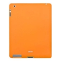 Чехлы и защитные пленки для планшетовDexim Silicon Case для iPad 2 оранжевый (DLA195-O)
