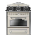Кухонные плиты и варочные поверхностиSmeg CC9GPX