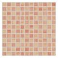 Rako ELECTRA zluta-cihlova mozaika 2,3x2,3 (GDM02053)