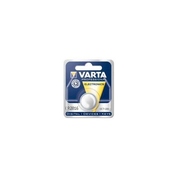 Varta CR-2016 bat(3B) Lithium 1шт (06016101401)