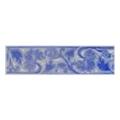 Керамическая плиткаКерам Деко Brina 03-1с голубой 230x60