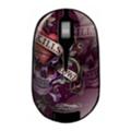 Клавиатуры, мыши, комплектыEd Hardy Wireless mouse Love Kills Slowly Black USB