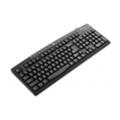 Клавиатуры, мыши, комплектыTrust Camiva Multimedia Keyboard Black USB+PS/2