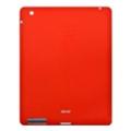 Чехлы и защитные пленки для планшетовDexim Silicon Case для iPad 2 красный (DLA195-R)
