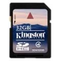 Карты памятиKingston 32 GB SDHC Class 4 SD4/32GB