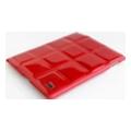 Чехлы и защитные пленки для планшетовHoco Jane Eyre для iPad 2/3 Red