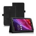 Чехлы и защитные пленки для планшетовTTX Asus MeMO Pad ME176C Leather case Black (-ME176CB)