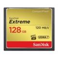 Карты памятиSanDisk 128 GB Extreme CompactFlash SDCFXSB-128G-G46