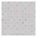 Rako ELECTRA modra-seda mozaika 2,3x2,3 (GDM02054)