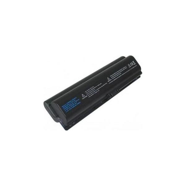 HP DV2000/Black/10,8V/4400mAh/6Cells