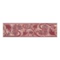 Керамическая плиткаКерам Деко Brina 06-1с розовый 230x60