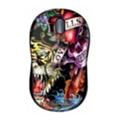 Клавиатуры, мыши, комплектыEd Hardy Wired mouse Full Color Black USB