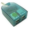 USB-хабы и концентраторыTekram TM-211