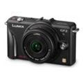 Цифровые фотоаппаратыPanasonic Lumix DMC-GF2K 14-44 Kit