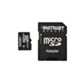 Карты памятиPatriot PATRIOT 32 GB microSDHC class 10 + SD Adapter