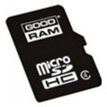 Карты памятиGoodRAM 4 GB microSDHC class 4 SDU4GHCGRR10