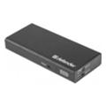 Портативные зарядные устройстваDefender Lavita 10000 mAh Black (83634)