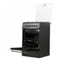 Кухонные плиты и варочные поверхностиMilano F55 G4/01 ретро черный