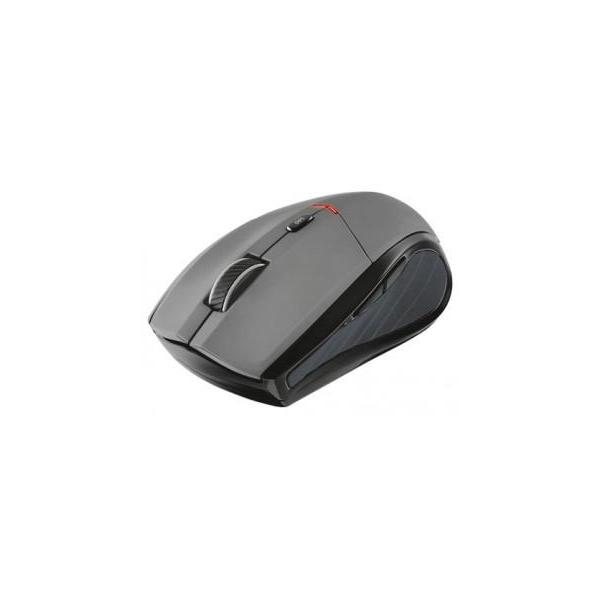 Trust Long-life Wireless Mouse Black USB