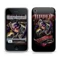 Защитные пленки для мобильных телефоновGelaSkins Quill for iPhone 3G/3GS