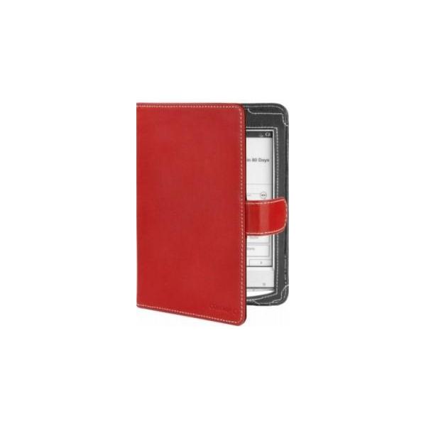Saxon Exclusive Обложка для Sony PRS-T1 красная