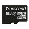 Карты памятиTranscend 16 GB microSDHC class 4 TS16GUSDC4